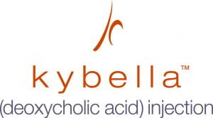 Kybella chin fat reduction
