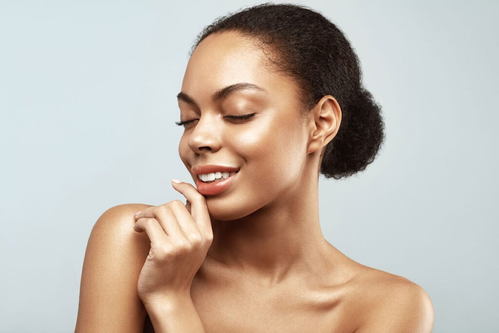 Woman is Grateful for Her Great Skin Treatments at Boston Plastic Surgery